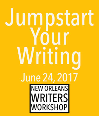 Jump Start Your Writing