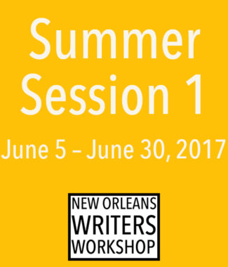 2017 Summer Session 1