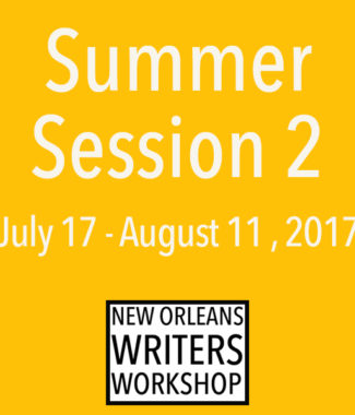 2017 Summer Session 2