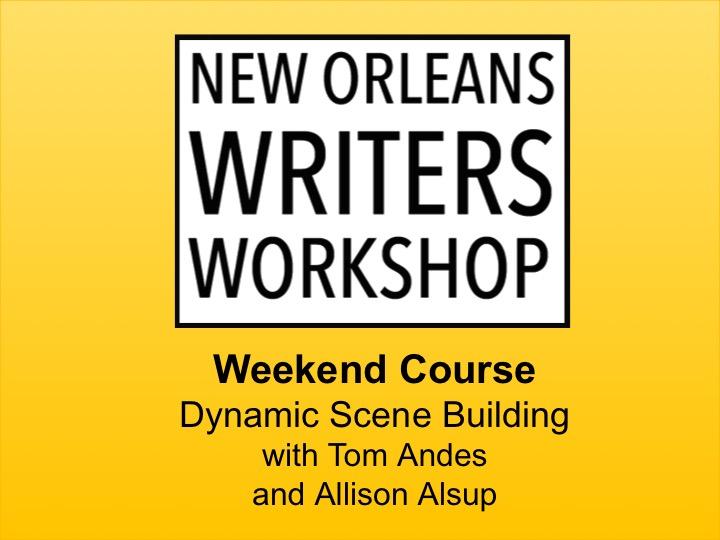 writers workshop course description